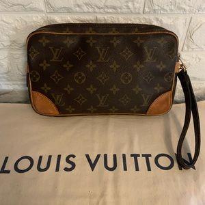 Louis Vuitton Bags - Louis Vuitton Marley Dragonne Wristlet